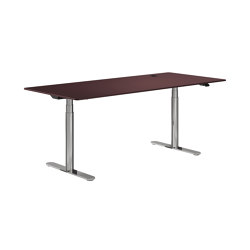 HiLow 2 | Height-adjustable work desks | Tavoli contract | Montana Furniture