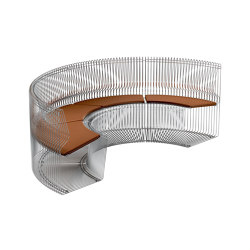 Pantonova Convex | Modular Seating System | Benches | Montana Furniture