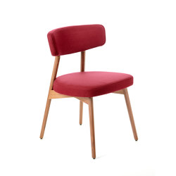 Marlon Dining Chair | Chaises | AXEL VEIT