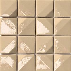 Crono Nova | Beige | Mosaïques verre | Mosaico+