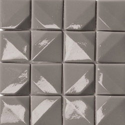 Crono Nova | Grigio S | Mosaici vetro | Mosaico+