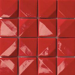 Crono Nova | Rosso | Mosaici vetro | Mosaico+
