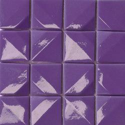 Crono Nova | Viola | Mosaïques verre | Mosaico+