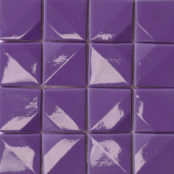 Crono Nova | Viola | Mosaici vetro | Mosaico+