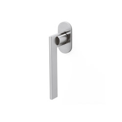 Open | Lever window handles | Olivari