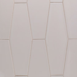 Large Elongated Hex Portland Field | Carrelage céramique | Pratt & Larson Ceramics