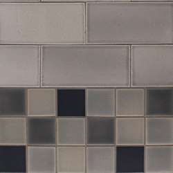 3x6 Portland Field| 2x2 Portland Field Netted | Carrelage céramique | Pratt & Larson Ceramics