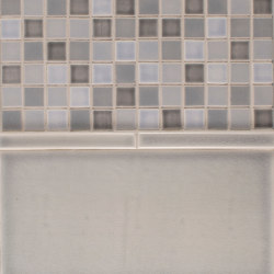 1x1 Portland Field Netted| 6x12 Portland Field | Carrelage céramique | Pratt & Larson Ceramics
