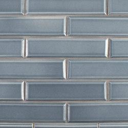 3 3/8 x 6 Plaza Cap| 2x8 Bevel| 45/8 x 6 Plaza Base B | Ceramic tiles | Pratt & Larson Ceramics