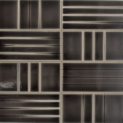 InLine F | Inline L | Keramik Fliesen | Pratt & Larson Ceramics