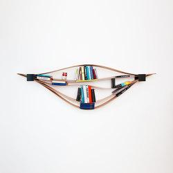 Chuck – wall shelf | Estantería | NEUVONFRISCH