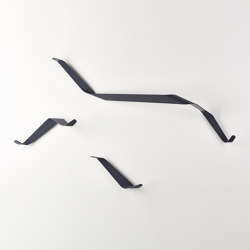 Bender Set – dark grey | Single hooks | NEUVONFRISCH