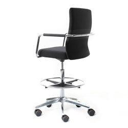 agilis DH | Counter chair | Counter stools | lento