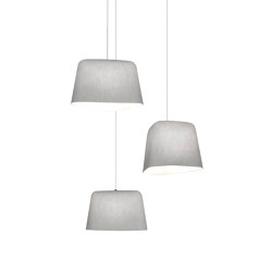 Felt Pendant White | Suspended lights | Tom Dixon