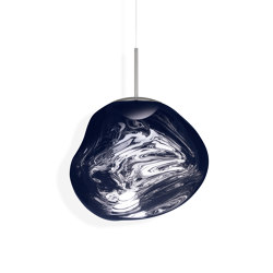 Melt Pendant Smoke LED EU | Suspended lights | Tom Dixon