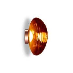 Melt Surface Copper LED | Wall lights | Tom Dixon