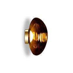 Melt Surface Gold LED | Wall lights | Tom Dixon