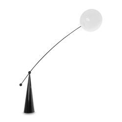 Opal Arc Floor Light | Luminaires sur pied | Tom Dixon