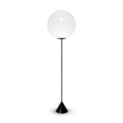 Opal Cone Floor Light | Lampade piantana | Tom Dixon