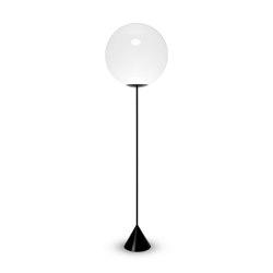 Opal Cone Floor Light | Free-standing lights | Tom Dixon