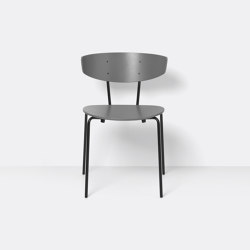 Herman Chair - Warm Grey | Chairs | ferm LIVING