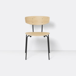 Herman Chair - Natural Oak Veneer | Chairs | ferm LIVING