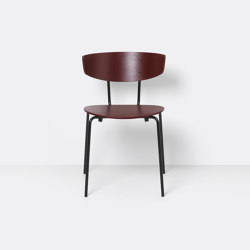 Herman Chair - Red Brown | Chairs | ferm LIVING