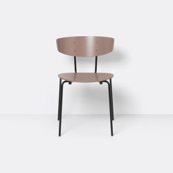 Herman Chair - Dark Rose | Chairs | ferm LIVING
