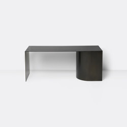 Place Bench - Black | Bancos | ferm LIVING
