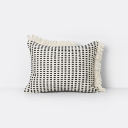 Way Cushion 70x50 - Off-White/Bl | Cojines | ferm LIVING