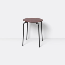 Herman Stool - Red Brown | Chairs | ferm LIVING