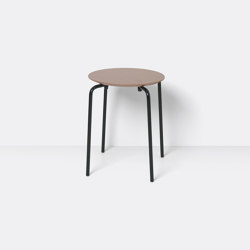 Herman Stool - Dark Rose | Chairs | ferm LIVING