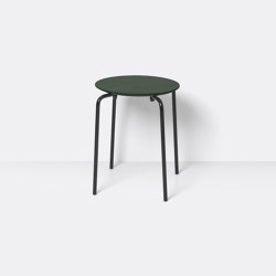 Herman Stool - Dark Green | Chairs | ferm LIVING