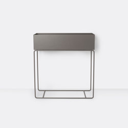 Plant Box - Warm Grey | Maceteros | ferm LIVING