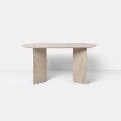 Mingle Table Top Oval 150 cm - Natural Oak Veneer | Tavoli pranzo | ferm LIVING