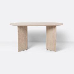 Mingle Table Top Oval 150 cm - Natural Oak Veneer | Esstische | ferm LIVING