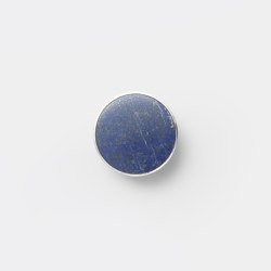 Hook - Steel - Stone - Large - Agate moss | Cabinet knobs | ferm LIVING