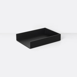 Letter Tray - Dark Stained Ash | Contenedores / Cajas | ferm LIVING