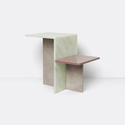 Distinct Side Table - Multi | Side tables | ferm LIVING