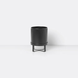 Bau Pot - Small - Black | Plant pots | ferm LIVING