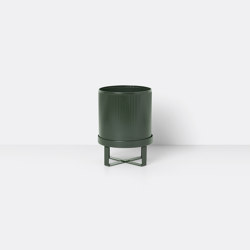 Bau Pot - Small - Dark Green | Maceteros | ferm LIVING