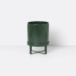 Bau Pot - Small - Dark Green | Maceteros | ferm LIVING