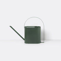 Bau Watering Can - Large - Dark Green | Accesorios jardín | ferm LIVING