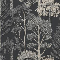 Katie Scott Wallpaper - Trees | Wall coverings / wallpapers | ferm LIVING