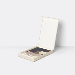 Still-Life Gallery Box - Off White | Contenedores / Cajas | ferm LIVING
