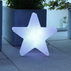 Star 40 LED Outdoor | Lampade parete | Moree