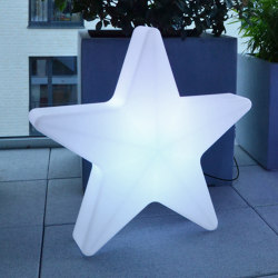 Star 60 LED Outdoor | Lampade parete | Moree