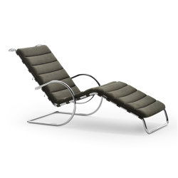 MR Lounge Chaise Longue Adjustable | Chaise longue | Knoll International