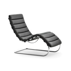 MR Lounge Chaise Longue | Chaises longues | Knoll International