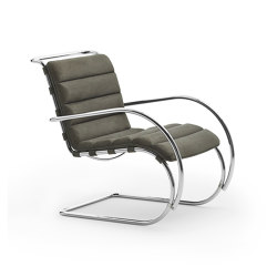 MR Lounge Chair with Arms | Poltrone | Knoll International